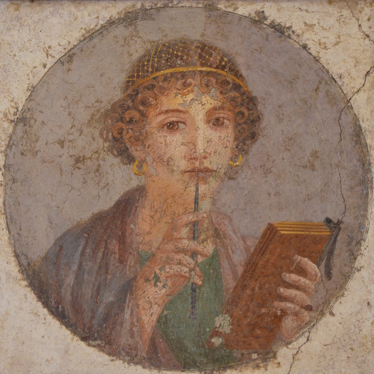 Guide To The Classics Sappho A Poet In Fragments