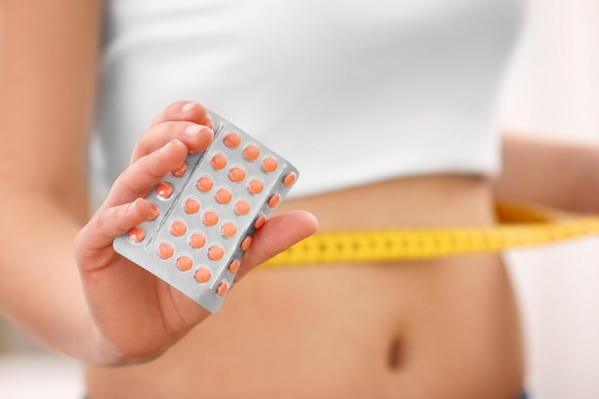 what pills did kim kardashian use to lose weight
