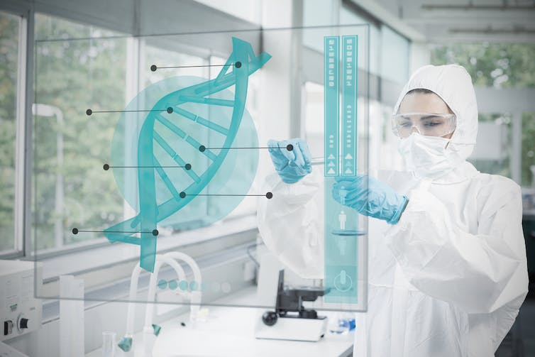 It's 2030, and precision medicine has changed health care – this is what it looks like