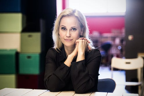 How Sofia Helin and Sweden's #MeToo movement aim to change