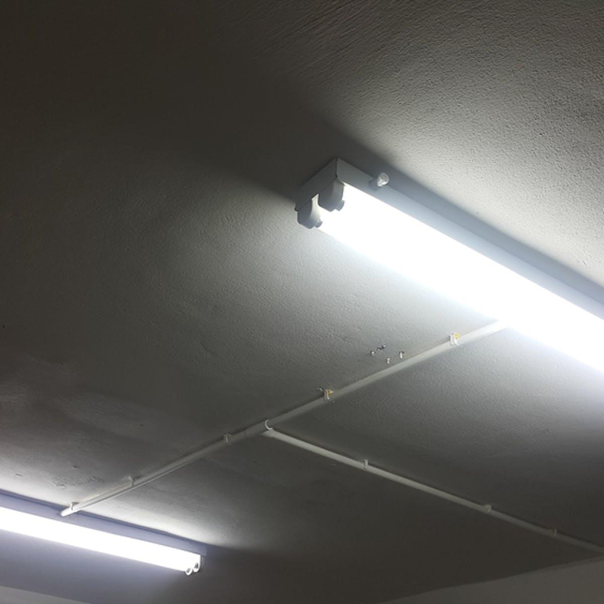 Fluorescent Lights Emit Uv