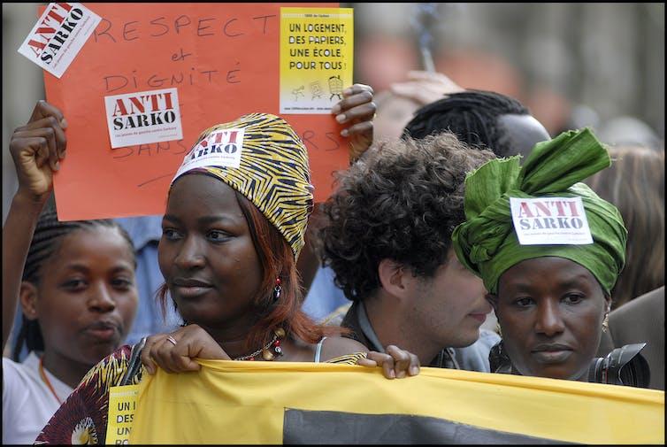 Crimes of solidarity: liberté, égalité and France's crisis of fraternité