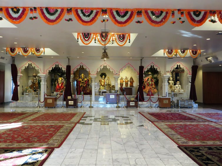 How Americans came to embrace meditation, and with it, Hinduism