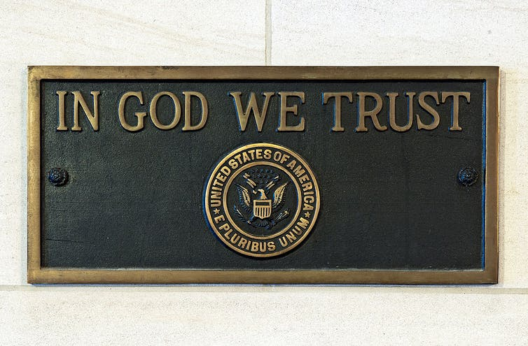 The plex history of In God We Trust