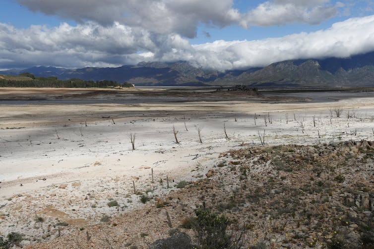Cape Town is almost out of water. Could Australian cities suffer the same fate?