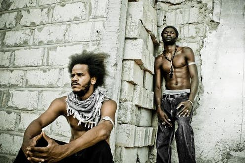 Senegal's rappers continue to 'cry from the heart' for a