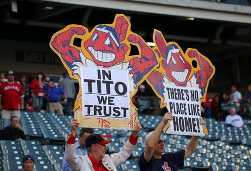 256be9d055c The Cleveland Indians  Chief Wahoo isn t going away anytime soon