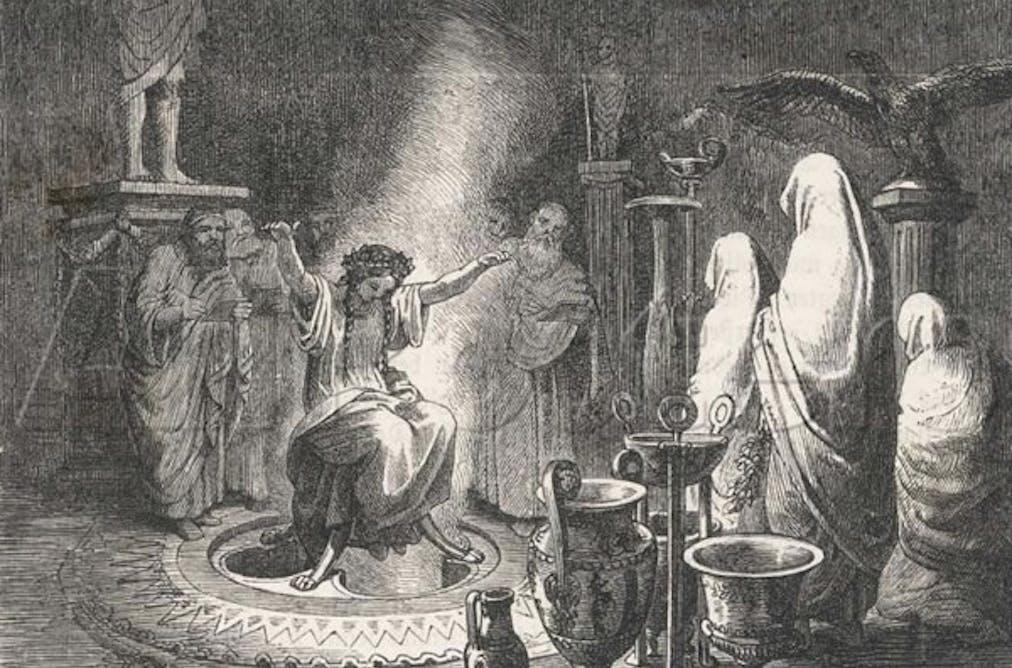 The Fall Of Troy Mythology