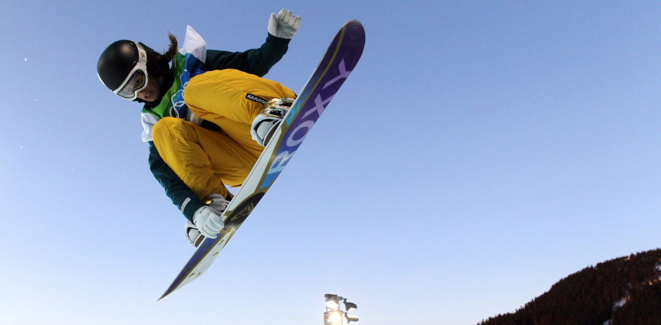 snowboarding and freeskiing got to the olympics by carving their own path