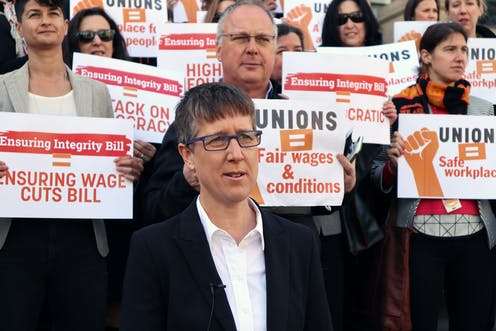 Unions can't just rely on promises of favourable laws to regain lost ground