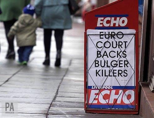 The James Bulger case should not set the age of criminal