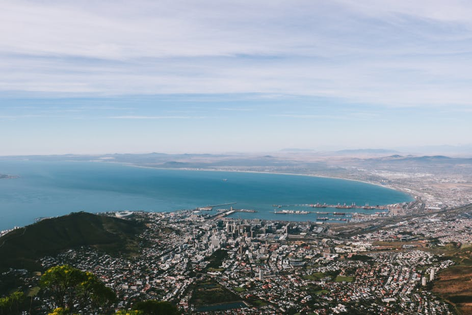 Desalination: global examples show how Cape Town could up