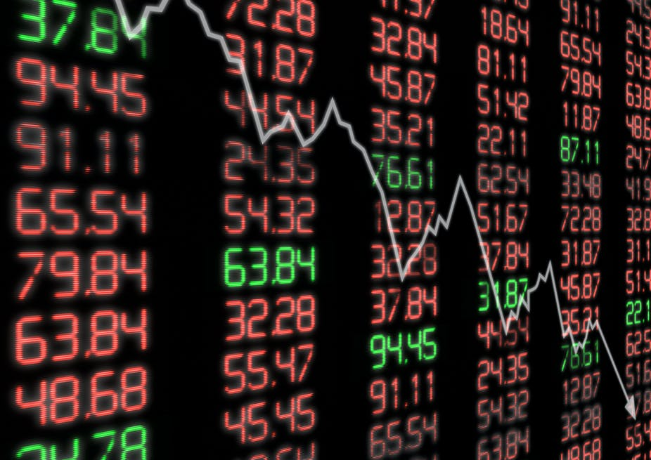 Why stock markets crash – lessons from recent history