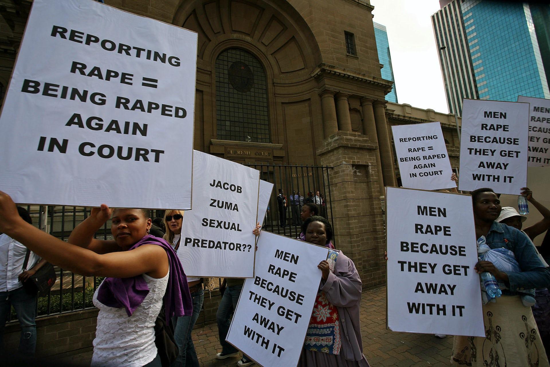 Feminist africa sexual harassment