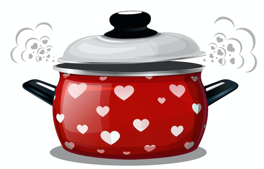 Young people in relationships tend to have as many backups cooking as  singles do. Alena Timchenko/Shutterstock.com