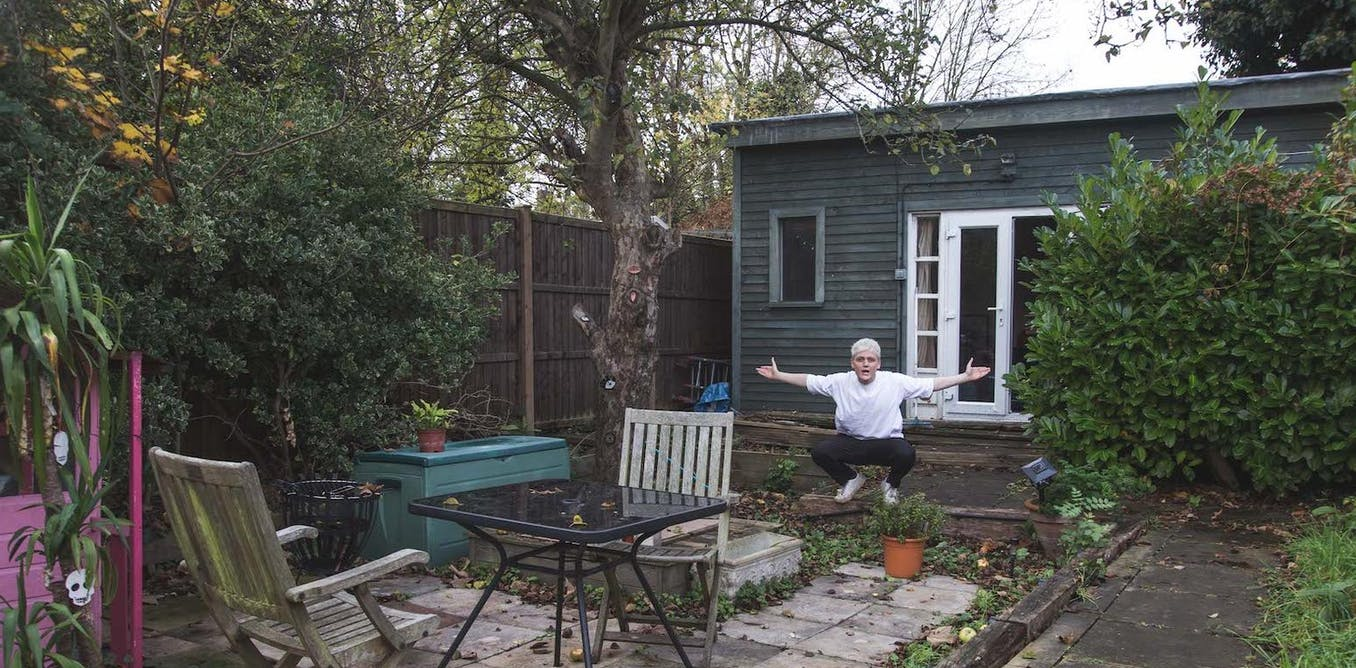 Believe Nothing The Hoax Of Shed At Dulwich Hi Im Trying To Bring Electricity Into My That Is