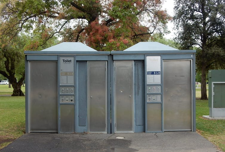 So many public toilets are a last resort – why not a restful refuge?