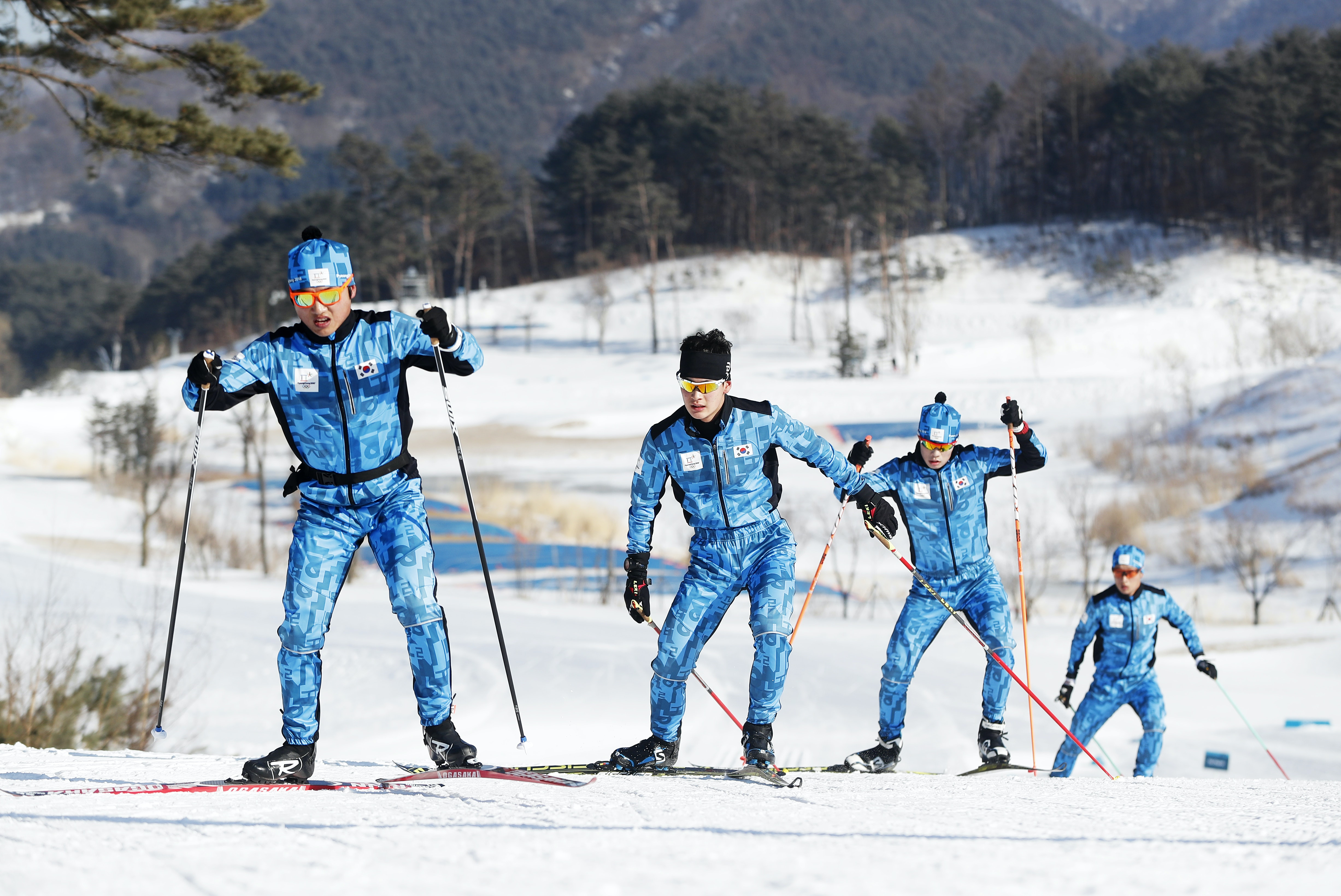 Winter Olympics, Extreme-Temperature Exercise: Safe or Not