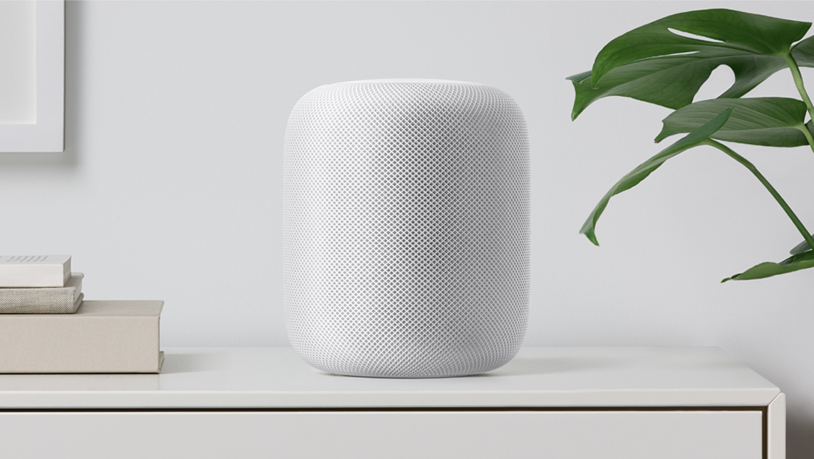 Apple launches smart speaker