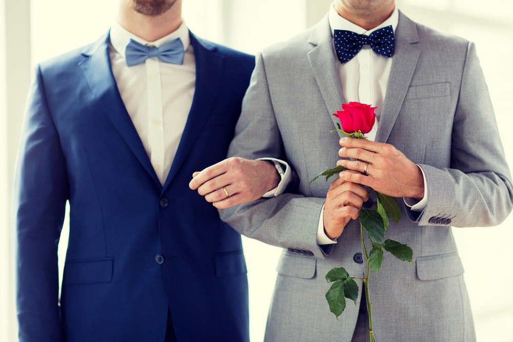 Same-sex marriage is legal, so why have churches been so slow to embrace it?