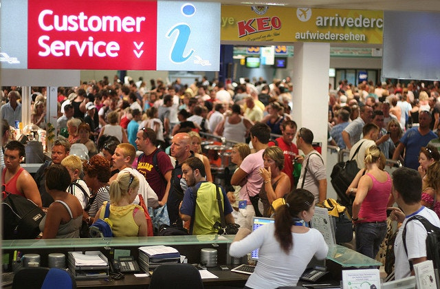 Customer service staff need to be problem solving not apologising