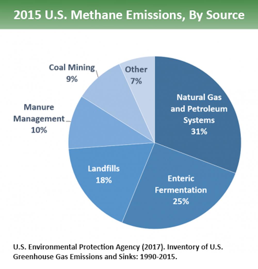 Reducing Natural Gas Leaks