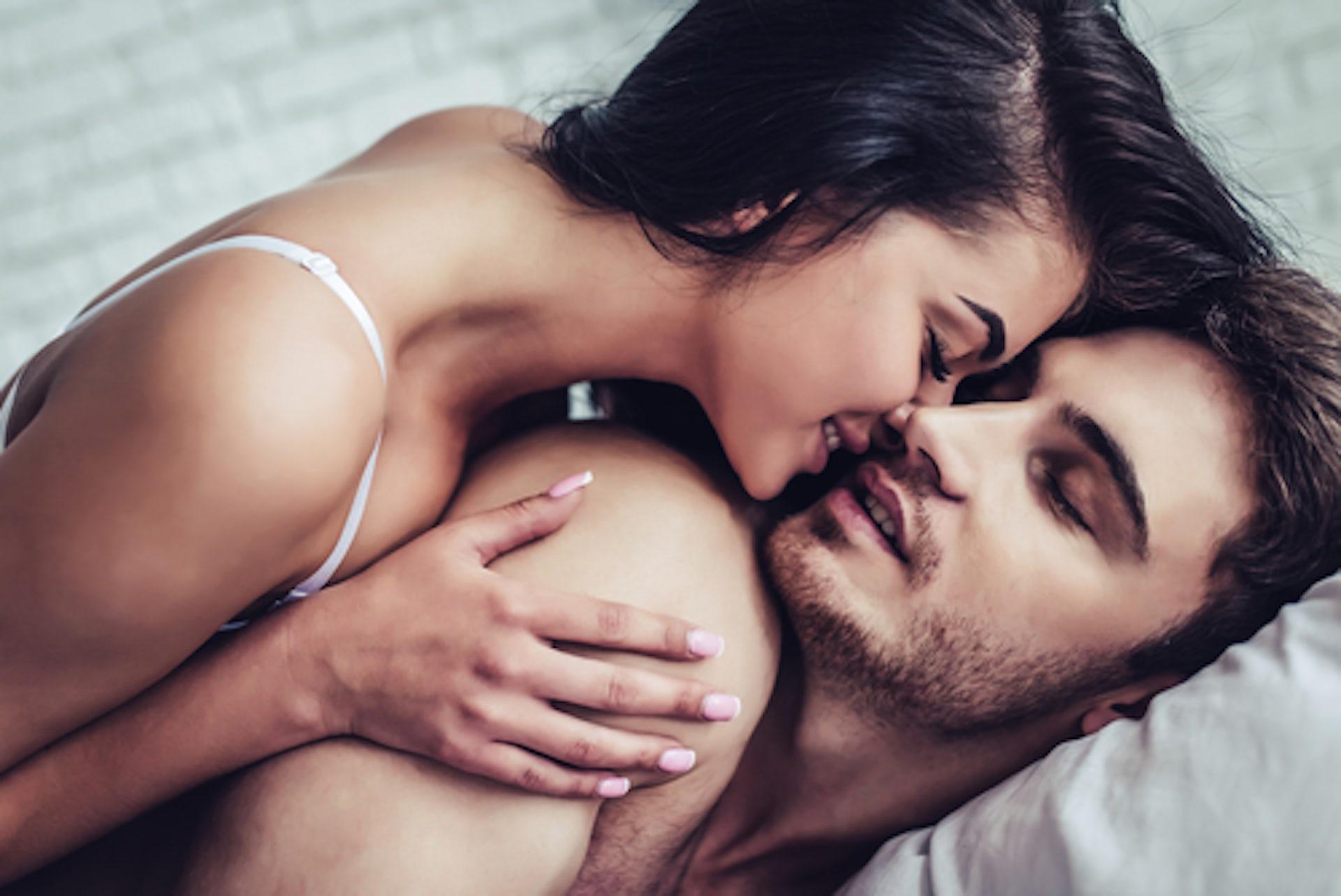Sex keeps a man healthy