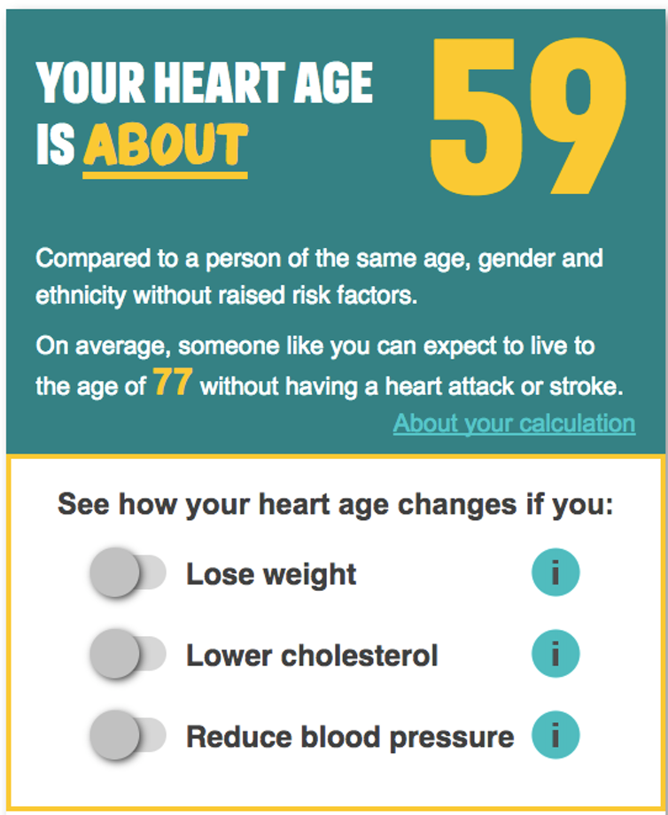 What is your real 'biological age', and what does this mean for your health?