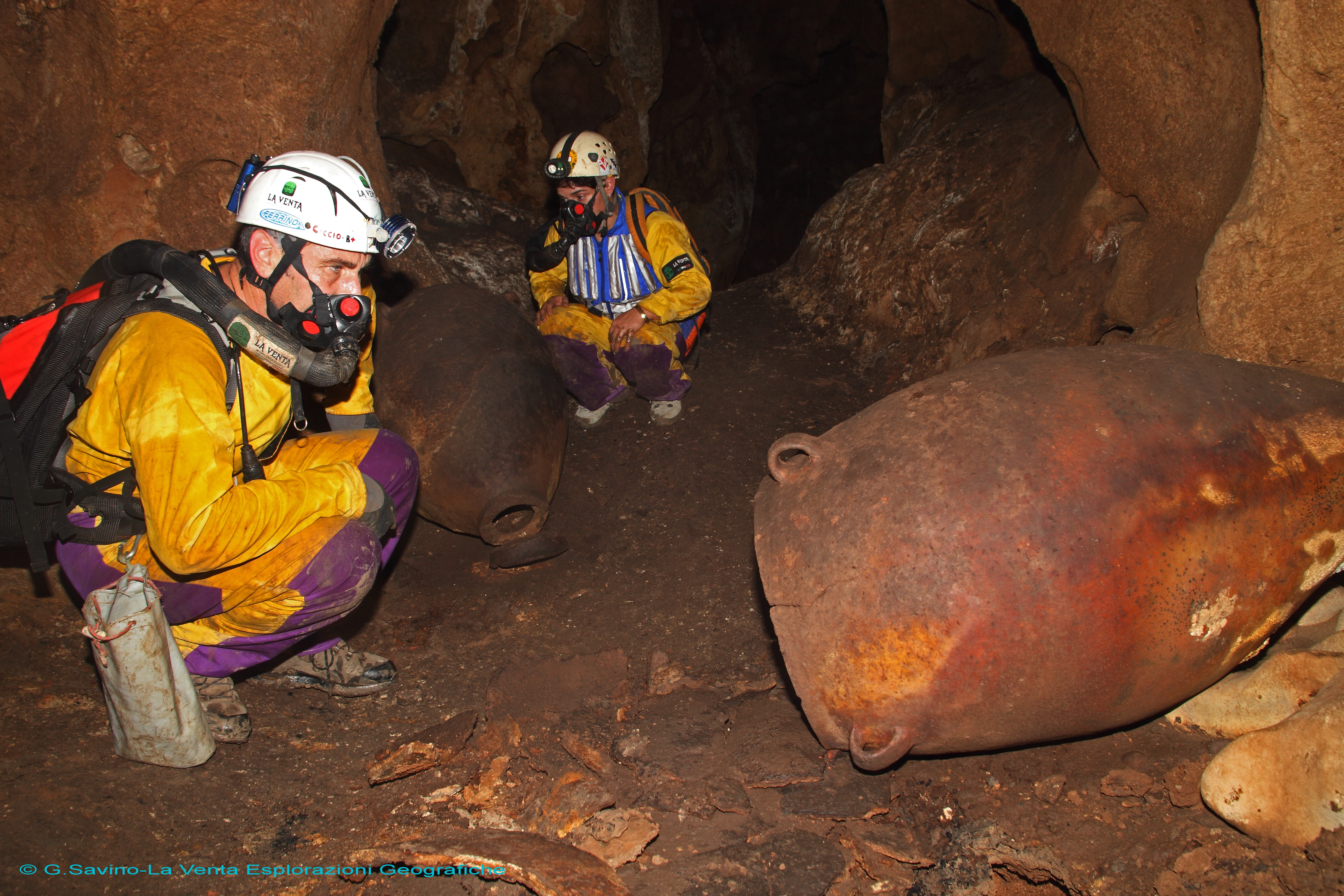 Prehistoric wine discovered in inaccessible caves forces a rethink of ancient Sicilian culture