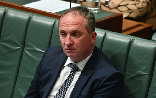 The Barnaby Joyce affair highlights Australia's weak regulation of ministerial staffers