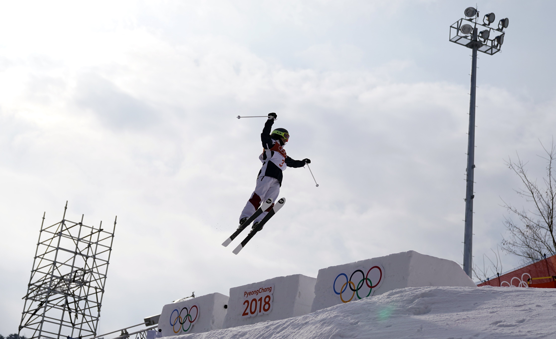 What makes a winning mogul skier like Matt Graham?