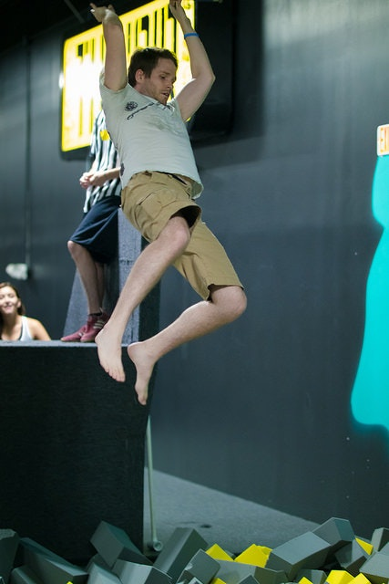 Without mandatory safety standards, indoor trampoline parks are an accident waiting to happen