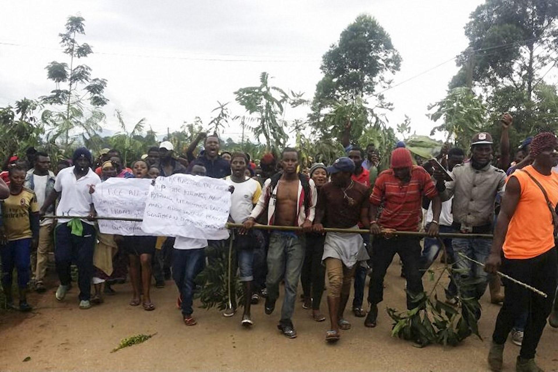 Pourquoi le Cameroun se déchire-t-il ?