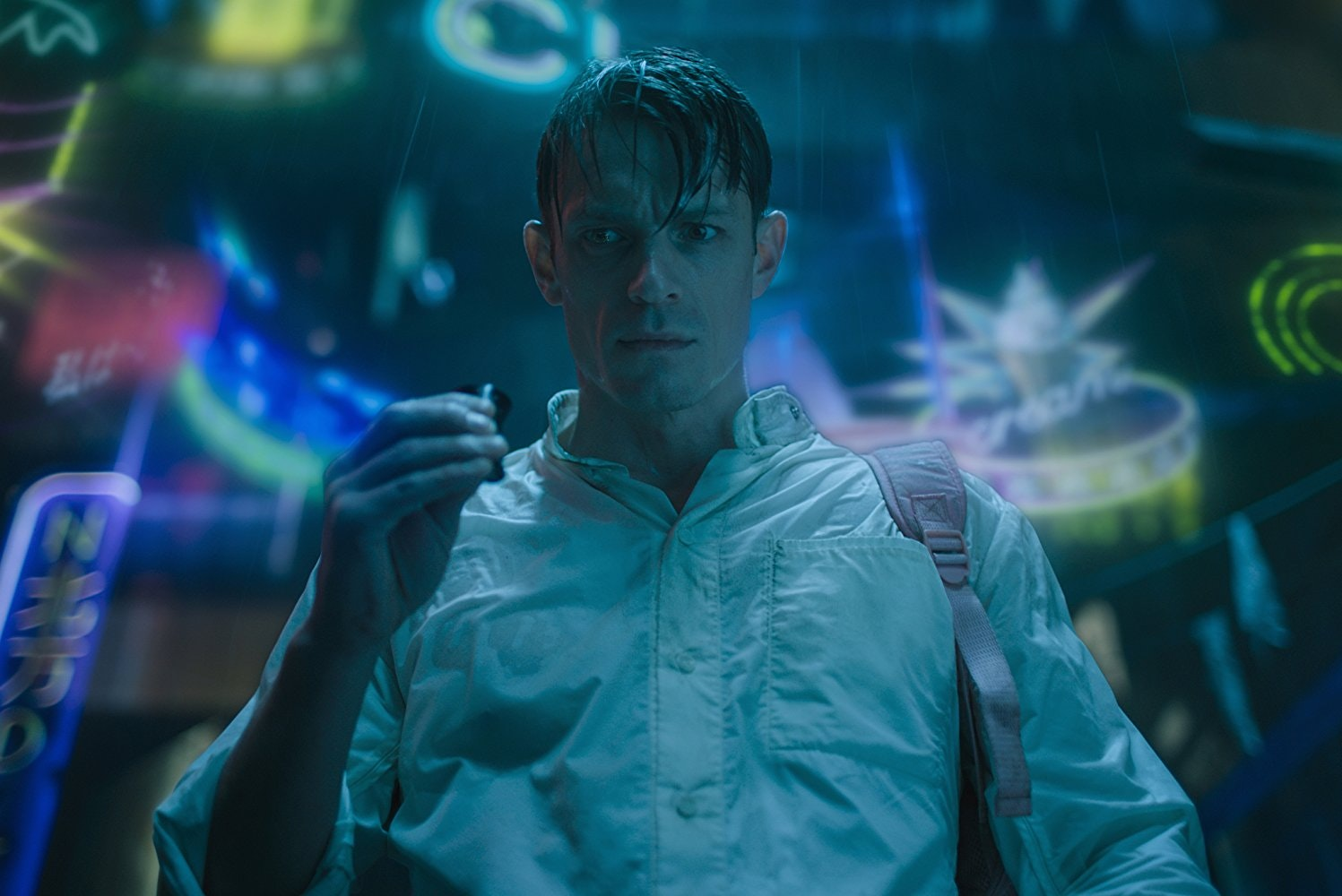 The dystopian mash-up Altered Carbon is peak Anthropocene TV
