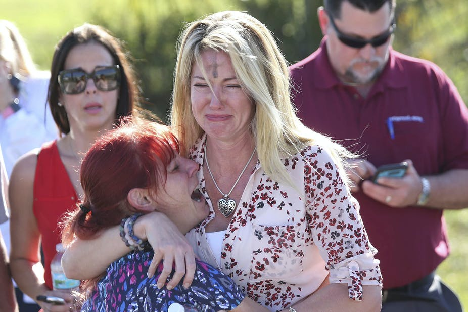 Why security measures won't stop school shootings