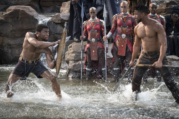 Black Panther Roars. Are We