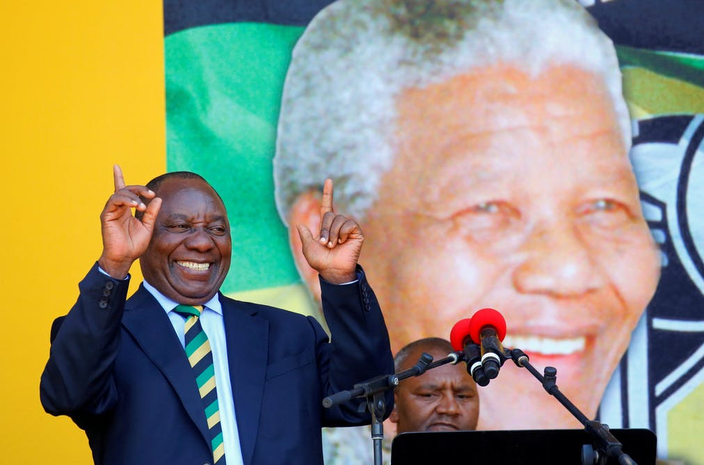 Who Is Cyril Ramaphosa A Profile Of The New Leader Of South Africa