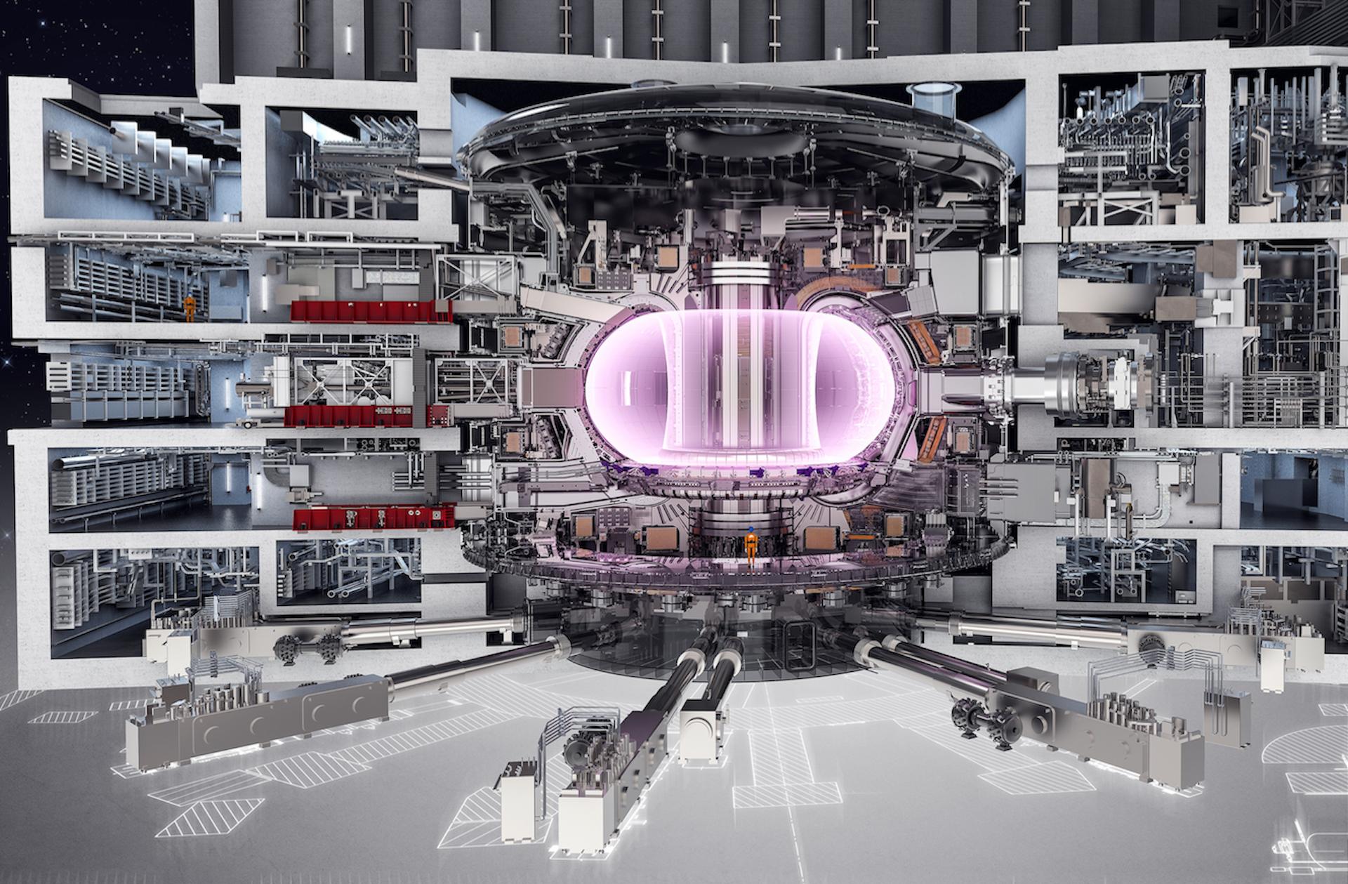 L'énergie de fusion et le défi du projet ITER