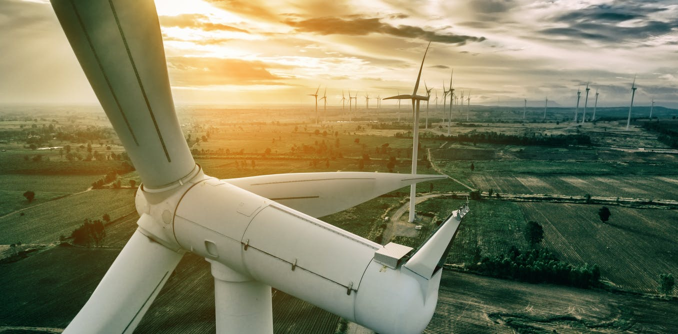 Meet the new 'renewable superpowers': nations that boss the materials used for wind and solar