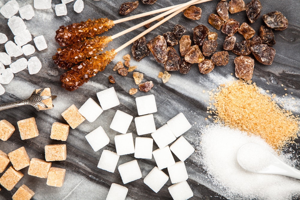 White, brown, raw, honey: which type of sugar is best?
