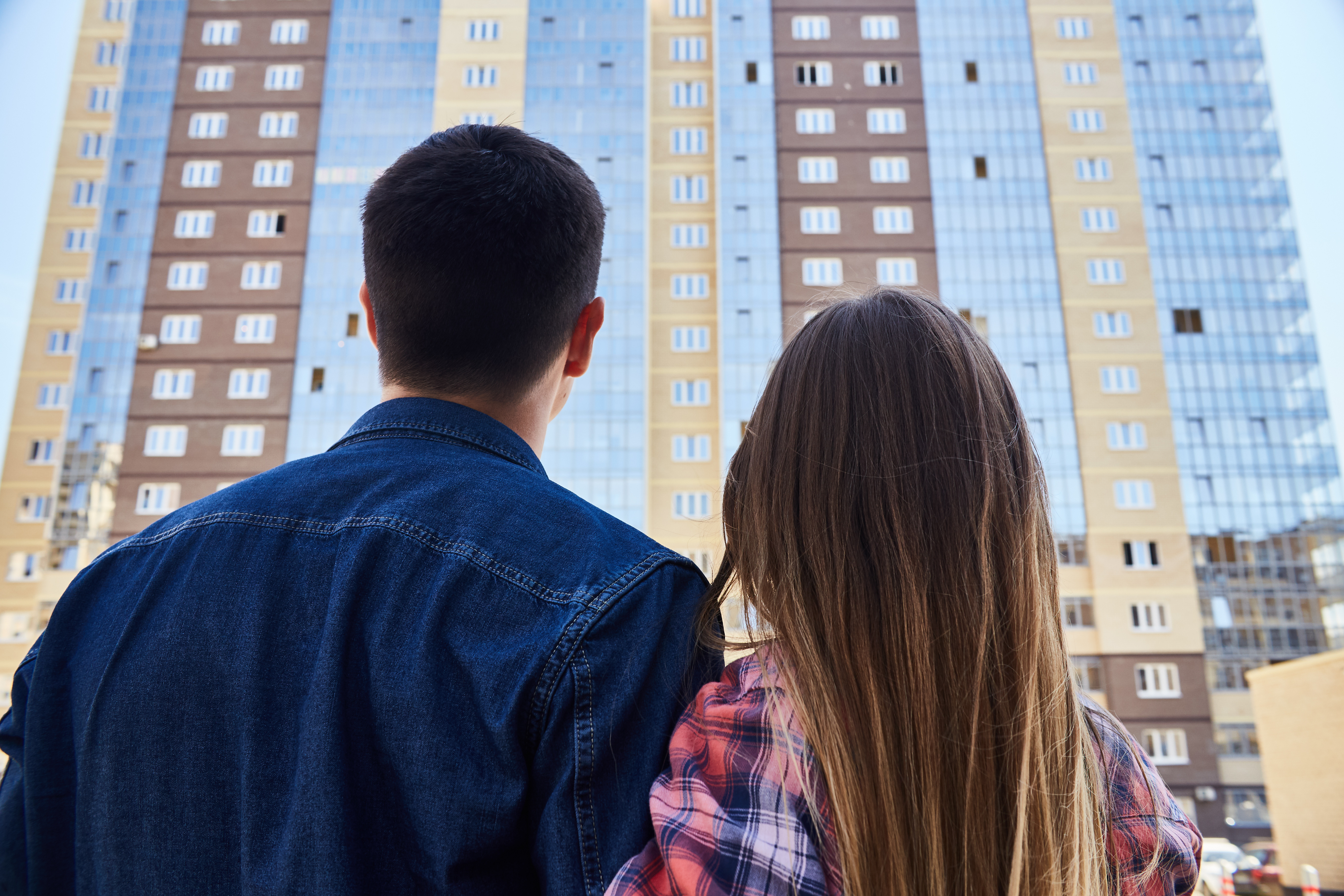 'Chances for young Britons to buy homes cut by half'