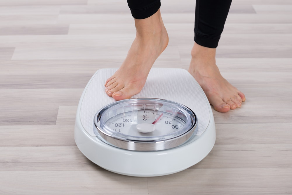 You are not what you weigh : escaping the lie and living the truth