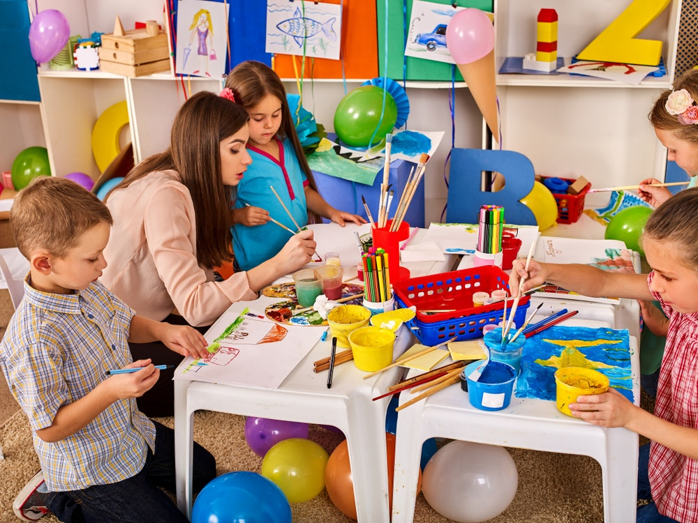 Play Based Learning Can Set Your Child Up For Success At School And