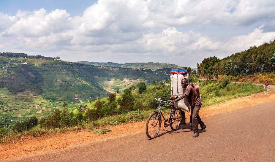 How electricity changes lives: a Rwandan case study