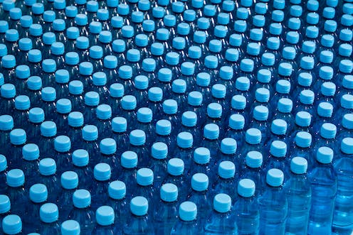 How Brexit could drain Britain's bottled mineral water