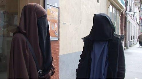 niqab marriage