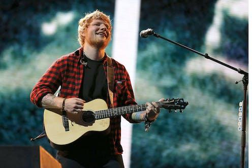 Brits 2018: why everyone loves Ed Sheeran's Shape of You