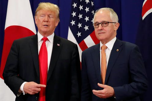 China, North Korea and trade the key talking points when Turnbull meets Trump
