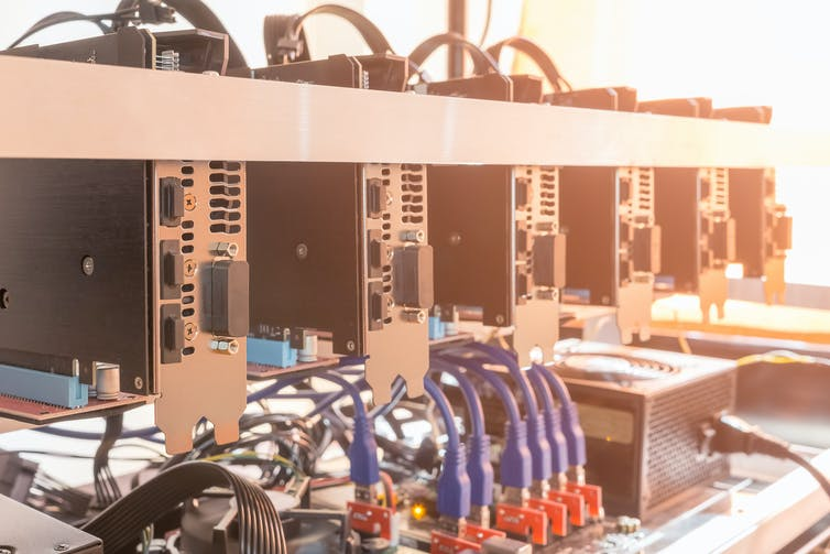Why Energy-Sapping Bitcoin Mining is Here to Stay 101