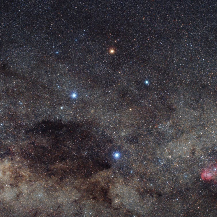 Stars for sale, but no, you can't really buy an official star name to remember someone
